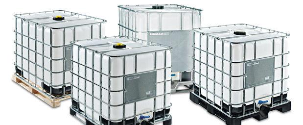 Bazine apa rezervor IBC 1000 litri